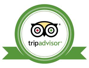 Lauréat 2015 TripAdvisor